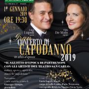 concerto Capodanno TeatroPalme2019