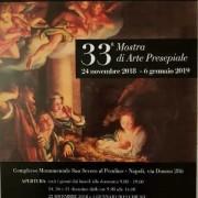 mostra Arte Presepiale 2018