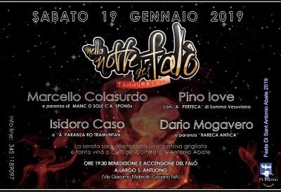 festa Sant'Antonio Abate 2019 Cicciano