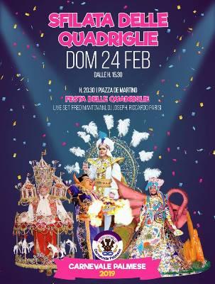 carnevale Palmese 2019