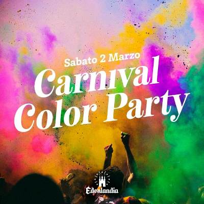 carnival Color Party
