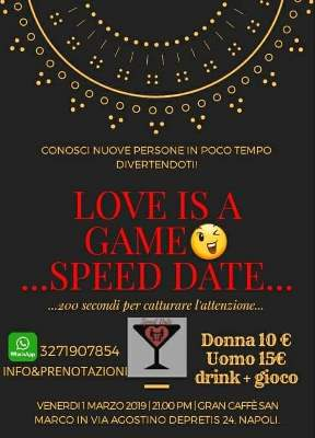 speed Date Napoli