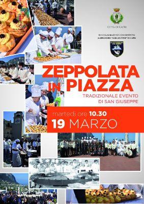 zeppolata Piazza 2019