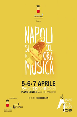 piano City Napoli 2019
