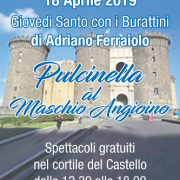 pulcinella Maschio Angioino