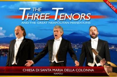 tre Tenori Mandolini napoletani