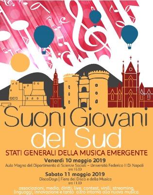 stati Generali Musica Napoli