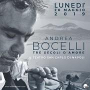 tre Secoli Amore Bocelli