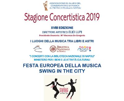 festa Europea Musica 2019