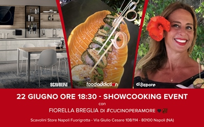 showcooking Scavolini