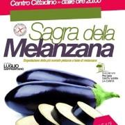 sagra Melanzana 2019