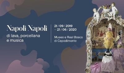 Napoli Napoli Lava Porcellana Musica