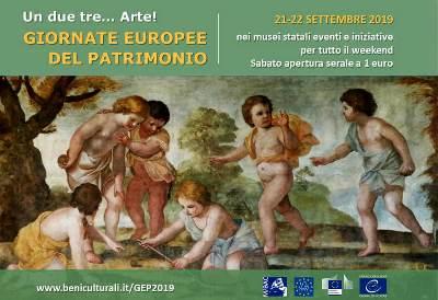giornate Europee Patrimonio 2019