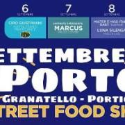 settembre Porto Portici