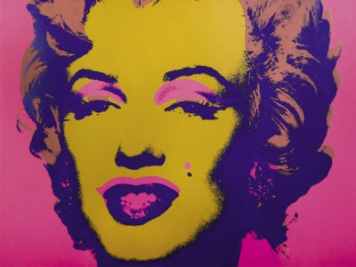 andy Warhol Marilyn