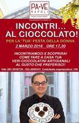 incontri al cioccolato palazzo venezia