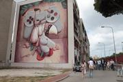 parco murales ponticelli
