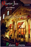 quartieri jazz palazzo venezia