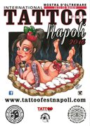 International Tattoo Fest Napoli 2016