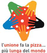 l'unione fa la pizza più lunga del mondo