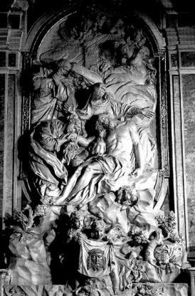 deposizione cappella sansevero