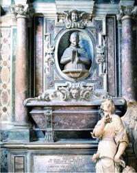 monumento alessandro di sangro patriarca di alessandria