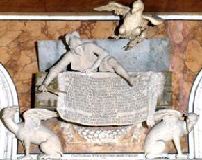 monumento cecco di sangro