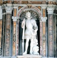monumento giovan francesco di sangro I principe di sansevero
