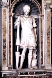 monumento Paolo Di Sangro II principe di sansevero