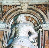 monumento Paolo Di Sangro IV principe di sansevero