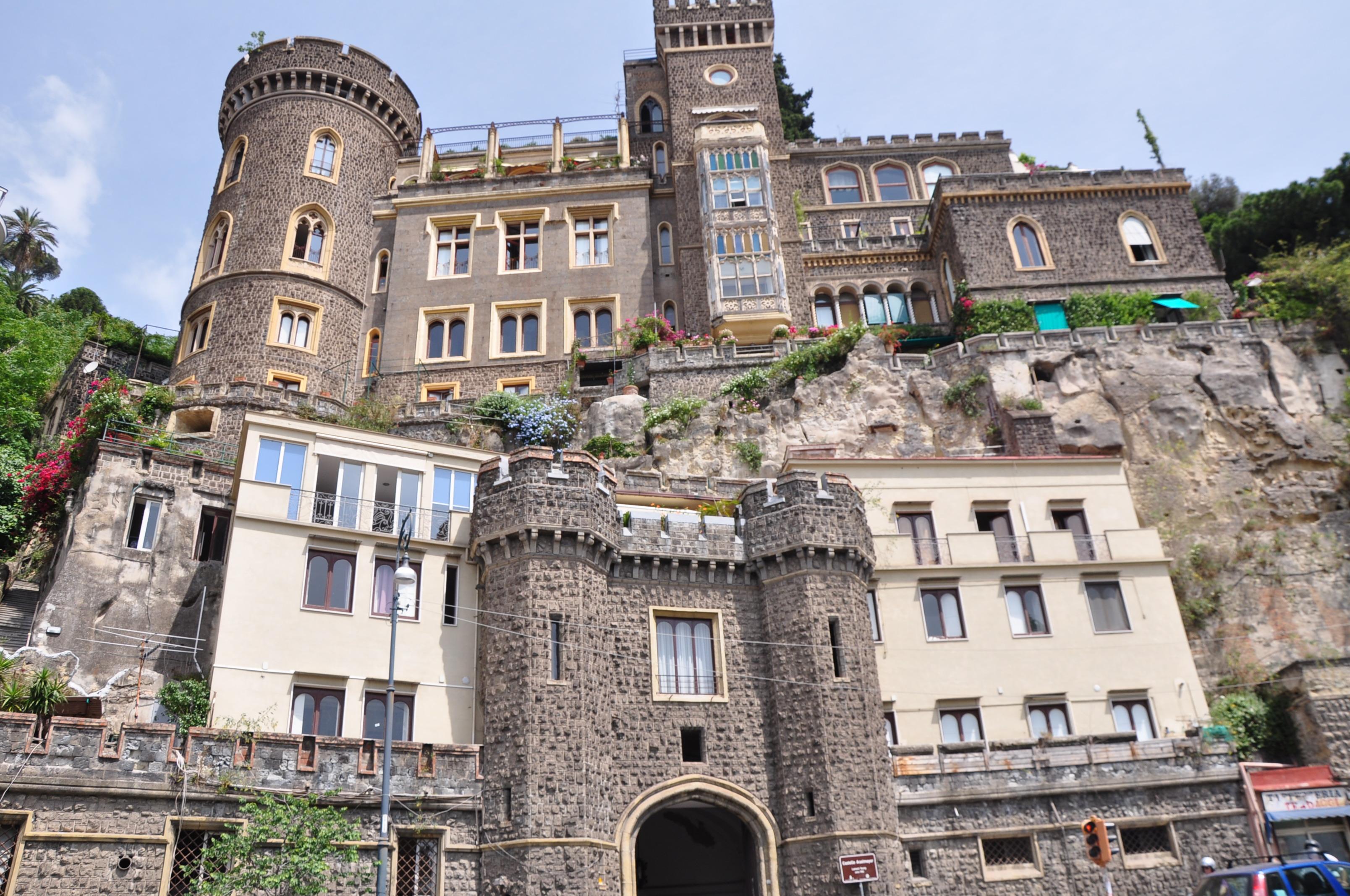 castello aselmeyer napoli