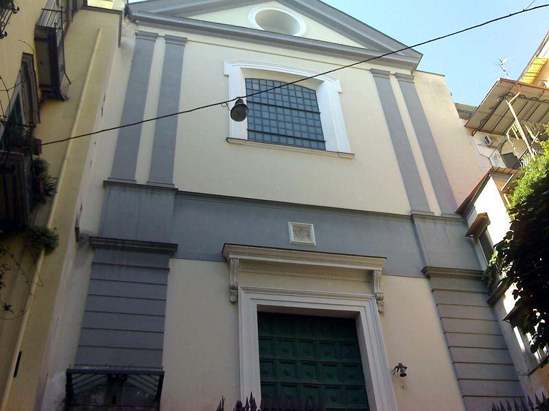 facciata Basilica di San Giovanni Maggiore