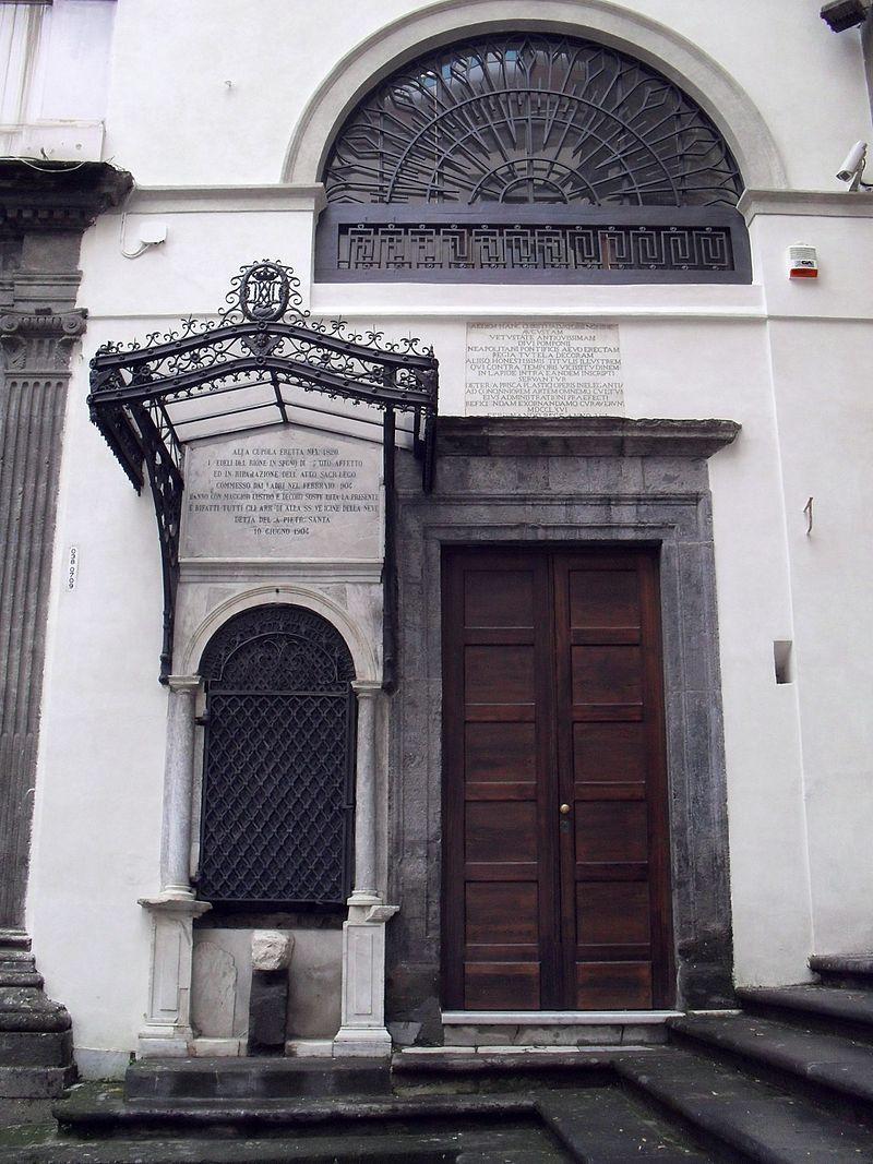 Chiesa dell'Arciconfraternita del Cappuccio alla Pietrasanta