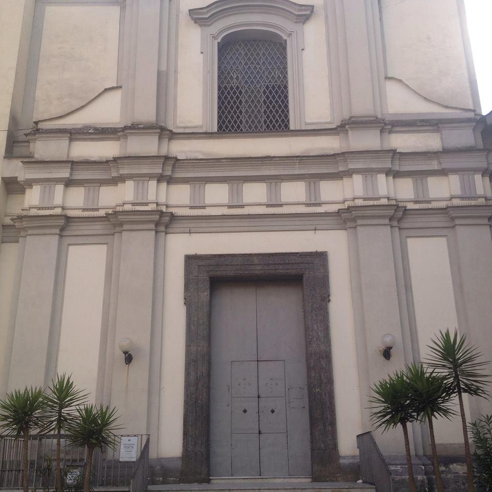 Chiesa dell'Arciconfraternita di Santa Maria del Soccorso all'Arenella
