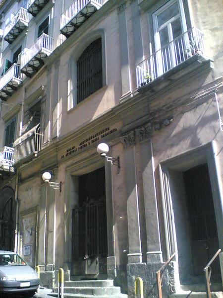 Chiesa dell'Arciconfraternita dei Santissimi Apostoli Pietro e Paolo Basacoena