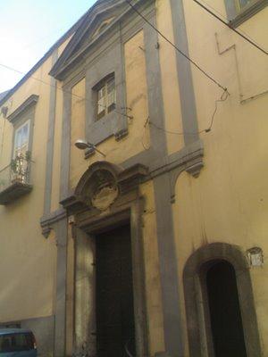 Chiesa della Congregazione della Trinità dei Pellegrini