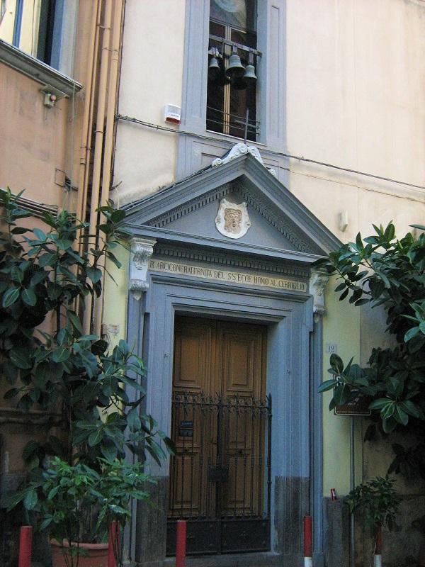 Chiesa dell'Ecce Homo al Cerriglio