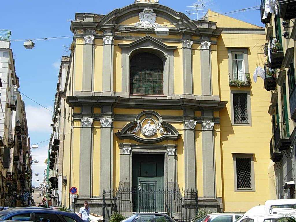Chiesa di San Giuseppe dei Nudi