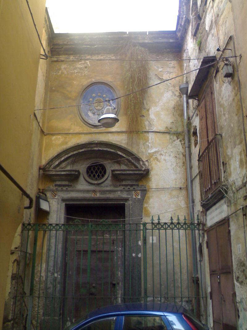 Chiesa di Santa Luciella a San Biagio dei Librai