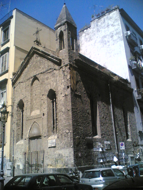 facciata Chiesa di Santa Maria Stella Maris