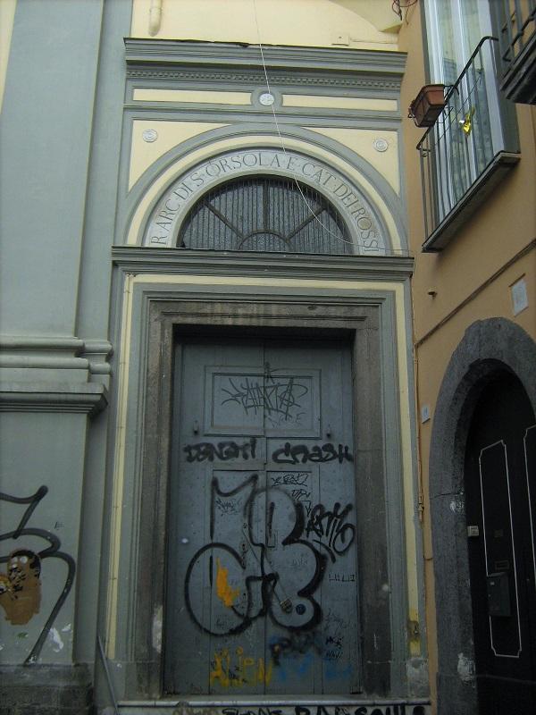 Chiesa delle Sante Orsola e Caterina dei Rossi