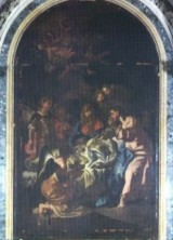 Transito di San Giuseppe - Francesco Solimena