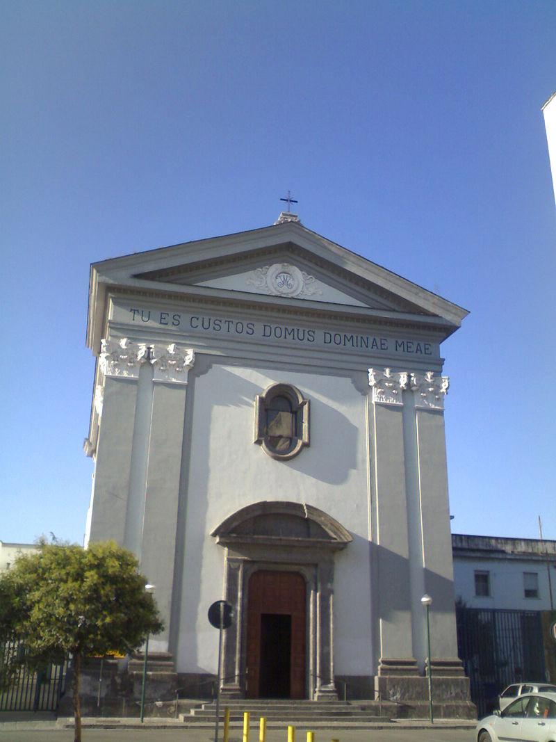 Chiesa di San Giuseppe Maggiore dei Falegnami
