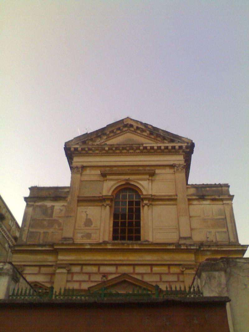 Chiesa dell'Addolorata a Palazzo Cassano Ayerbo D'Aragona