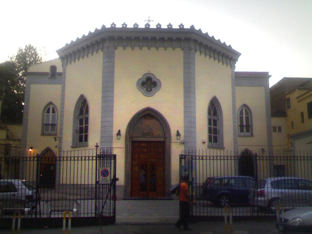 Chiesa dell'Addolorata alla Pigna