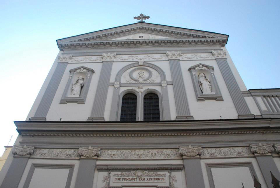 Chiesa dell'Addolorata a Secondigliano
