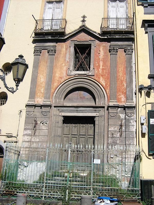 Chiesa dei Santi Alberto e Teresa