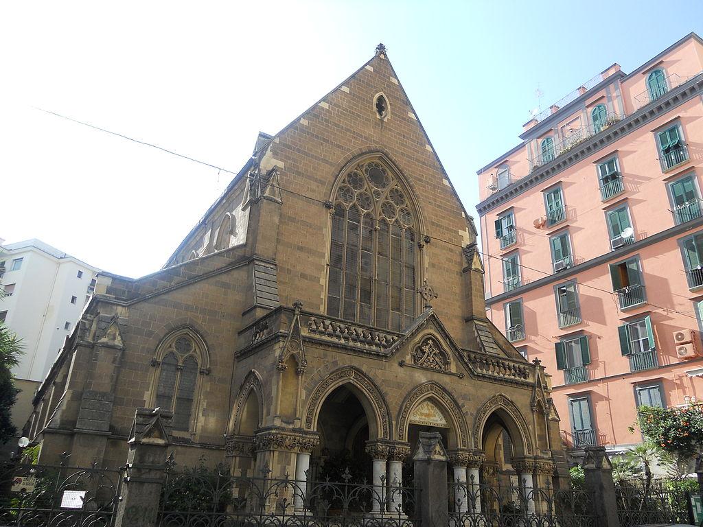 chiesa anglicana di napoli
