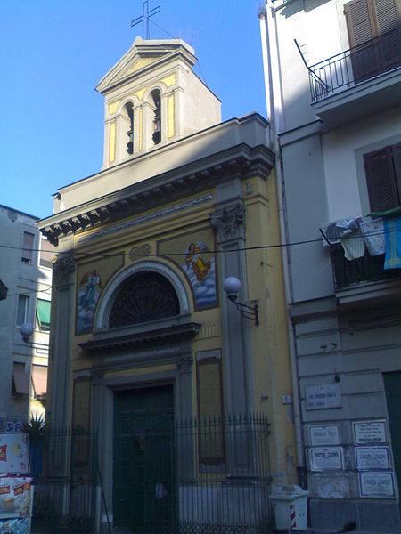 facciata Chiesa di Sant'Anna a Marconiglio