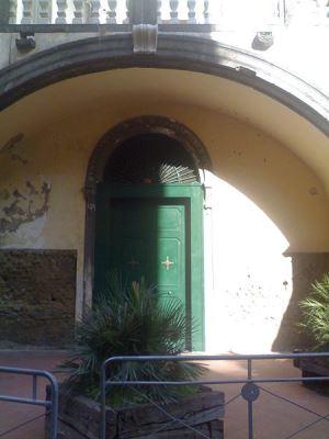 Chiesa del Santissimo Crocifisso detta la Sciabica